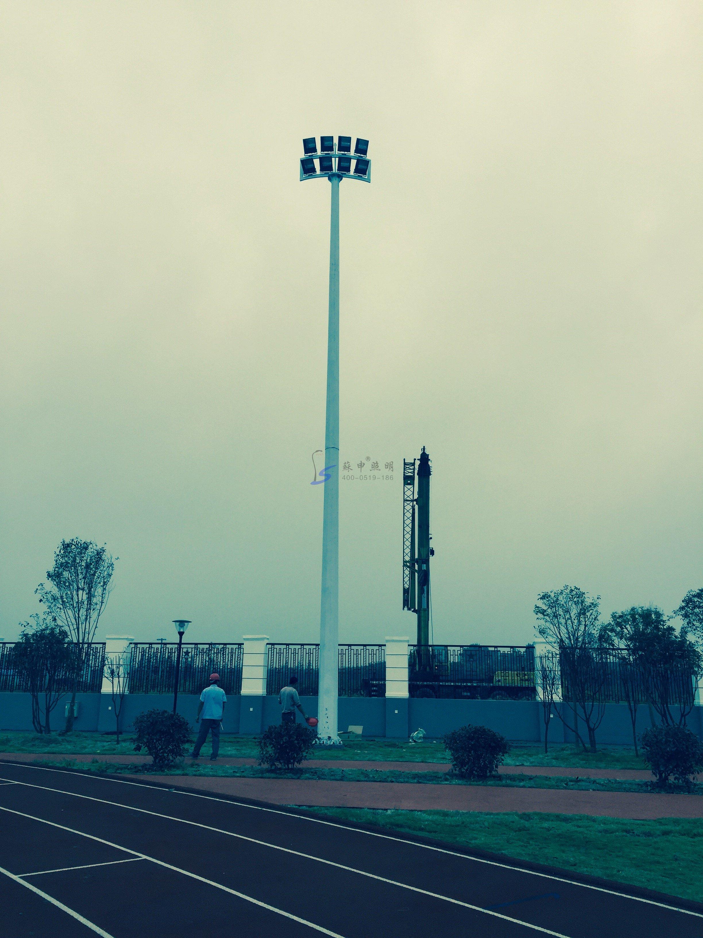 高中杆灯系列-3