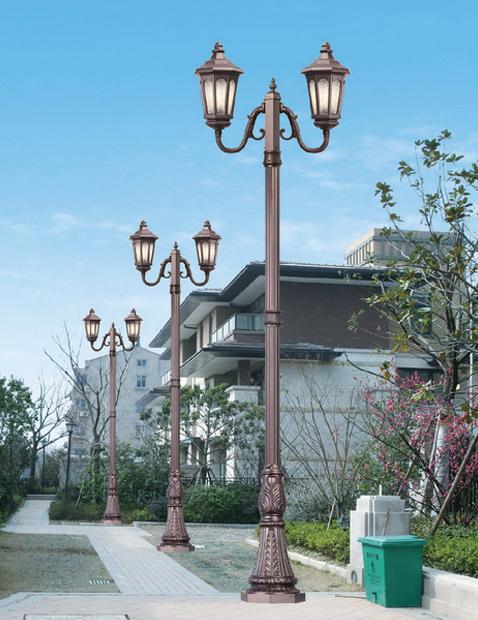 欧式庭院灯-4